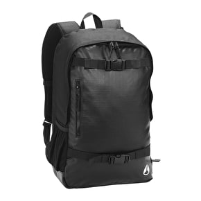 Nixon Smith Skatepack II Backpack - Black