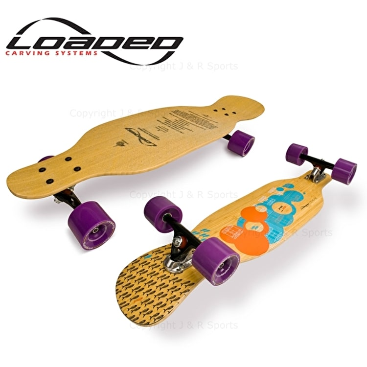 Loaded Ceviche Longboard