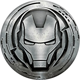 PopSockets Grip - Iron Man Monochrome