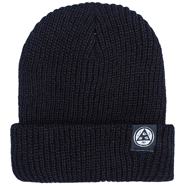 Welcome Talisman Beanie - Black