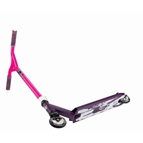 Grit 2017 Extremist Complete Scooter - Satin Purple/Pink