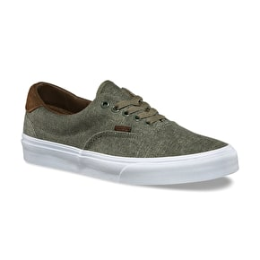 Vans Era 59 Skate Shoes - (C&L) Birds/Grape Leaf