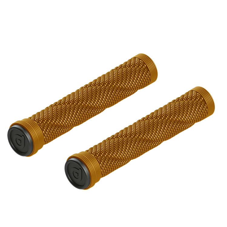 District S-Series G15R Rope Scooter Grips - Gum