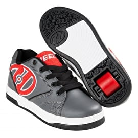 Heelys Propel Terry - Grey/Red/Terry Logo