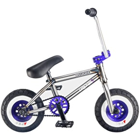 Rocker3 Reggie Mini BMX - Raw