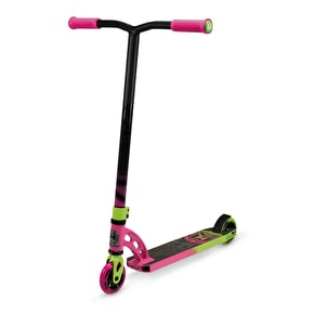 MGP VX6 Pro Complete Scooter - Pink/Green