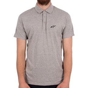 Alpinestars Perpetual Polo Shirt - Heather Grey