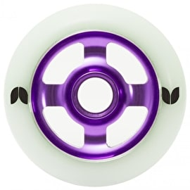Blazer 4 Spoke Stormer Wheel - 100mm - Purple