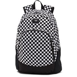 Vans Van Doren Original Backpack - Black/White