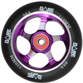 Dare Motion Scooter Wheel - Purple 110mm