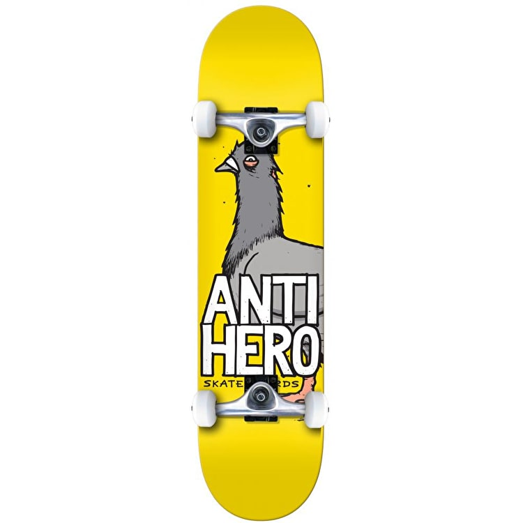 Anti Hero Pigeon Hero Complete Skateboard - 8""