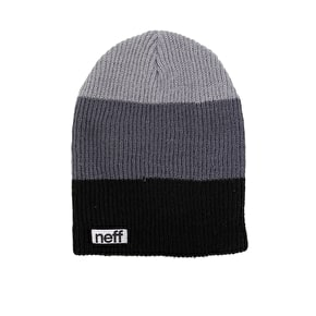 Neff Trio Beanie - Black / Grey