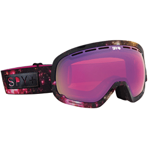 Spy Marshall Goggles - Cosmic Mayhem/Pink Contact