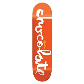 Chocolate Original Chunk Skateboard Deck - Berle 7.25