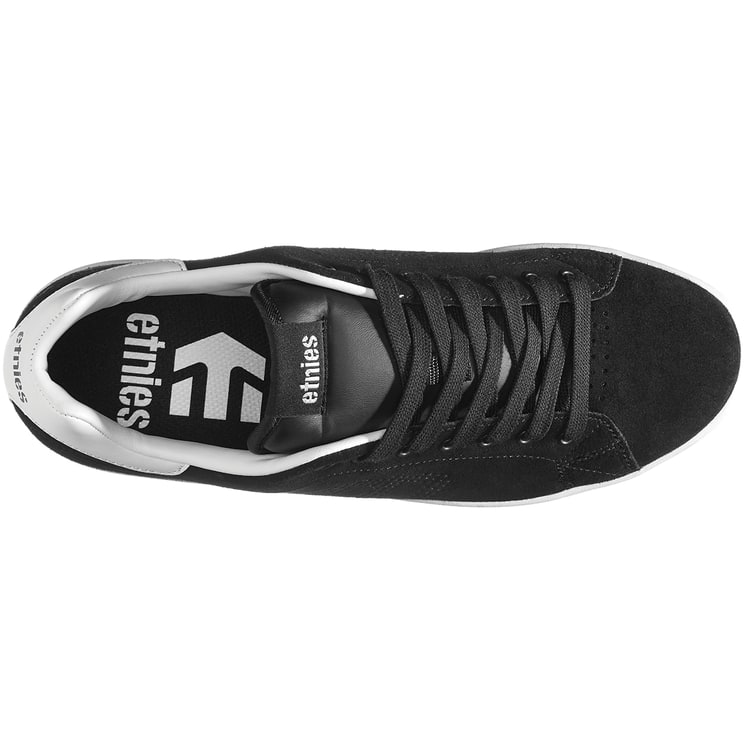 Etnies Callicut LS Skate Shoes - Black/White/Gum