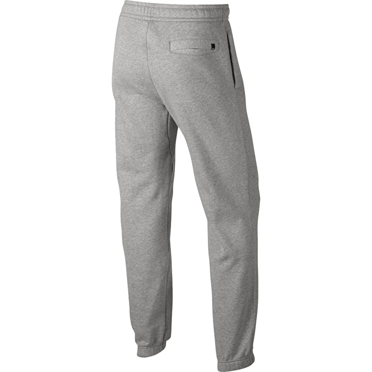 Nike SB Icon Fleece Pants - Dark Grey/Heather