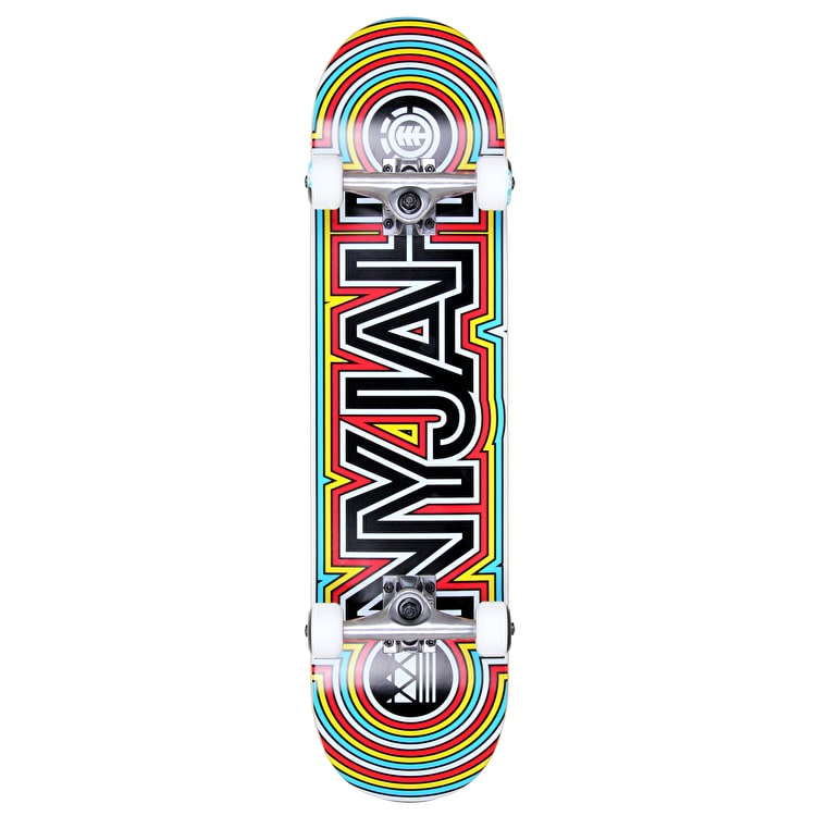 Element Giant Complete Skateboard - Nyjah 7.75""