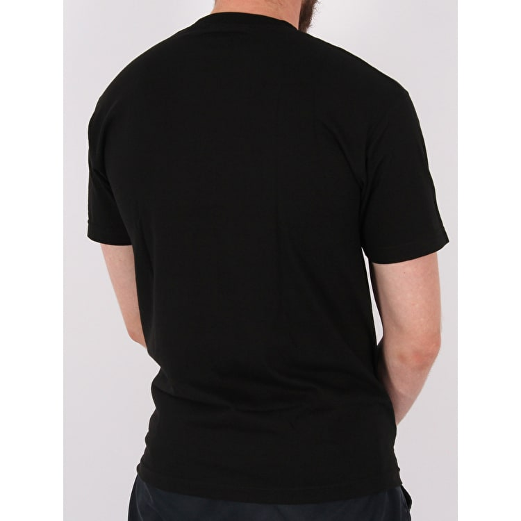 Grizzly Top Sider T shirt - Black