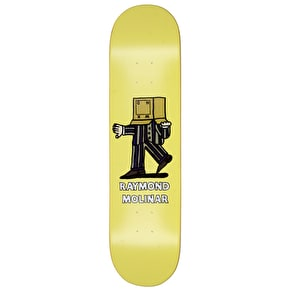 WKND Molinar Box Boy Skateboard Deck - 8.0