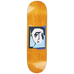 Polar Aaron Herrington Cut Out Portrait Skateboard Deck - 8.6