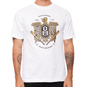 Rebel8 Makers And Breakers T-Shirt - White