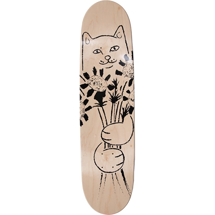 RIPNDIP Nermcasso Skateboard Deck - Purple