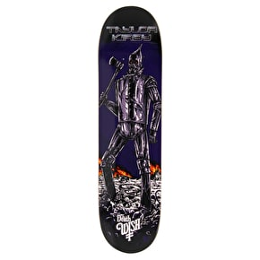 Deathwish Nightmare In Emerald Skateboard Deck - Kirby 8