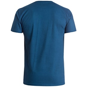 DC RD USA Star T-Shirt - Estate Blue