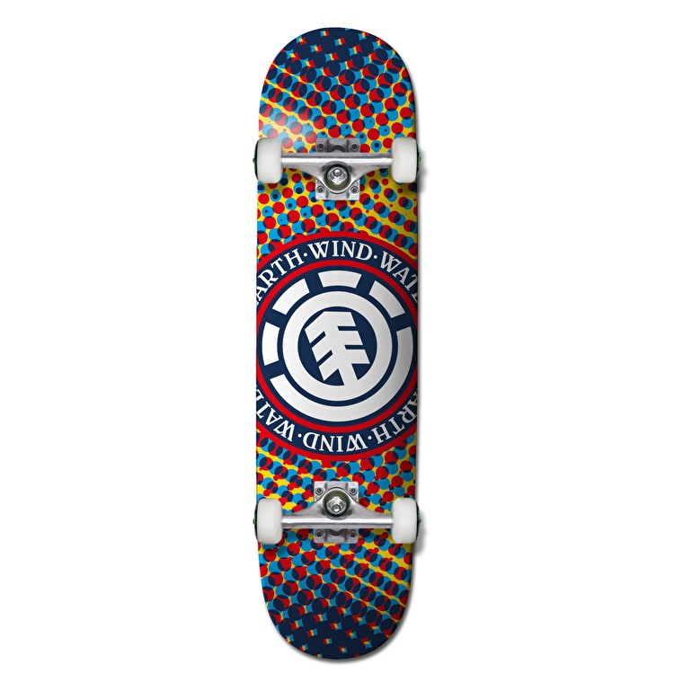 Element Dotted Seal Complete Skateboard - 7.75""