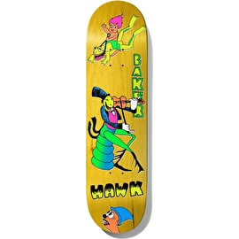 Baker Melodies - Hawk Skateboard Deck 8.125