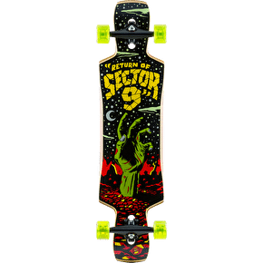Sector 9 x Ian Jepson Static 39.5
