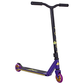 Grit Stunt Scooter - 2015 Extremist Purple/Black