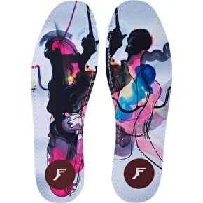 Footprint Kingfoam Insoles - Flat Barras