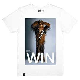 Dedicated Chewbacca Win T shirt