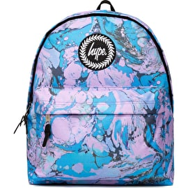 Hype Pastel Marble Backpack - Multi