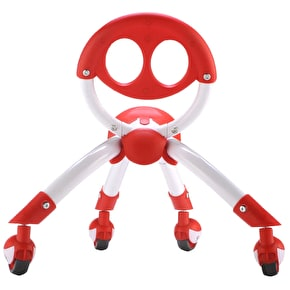 Y Pewi 2 In 1 Baby Walker - Red/White