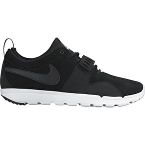 Nike SB Trainerendor Shoes - Black/White