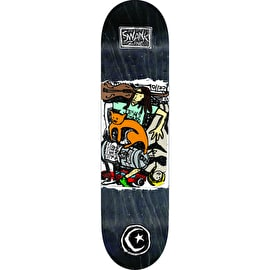 Foundation Jesus Lizard Skateboard Deck - 8