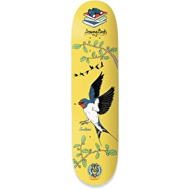 Drawing Boards Seasonal Birds - Swallow Skateboard Deck 8