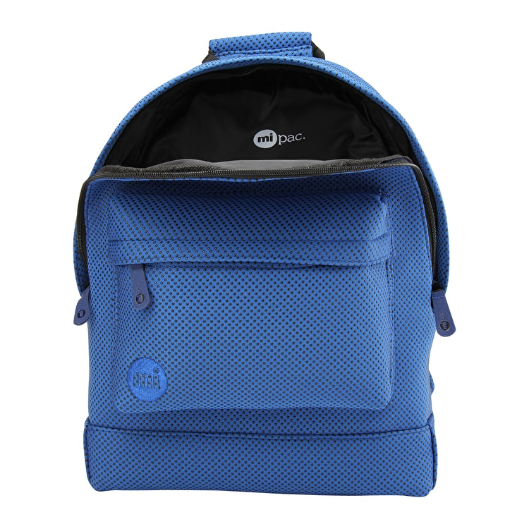 Mi-Pac Neoprene Dot Backpack - Royal Blue