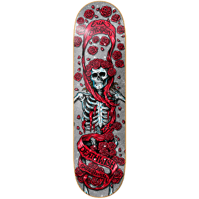 Deathwish Grateful Shred Reissue Skateboard Deck - Ellington 8.25