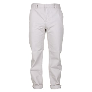 WeSC Eddy Chinos Jeans - Moon Beam