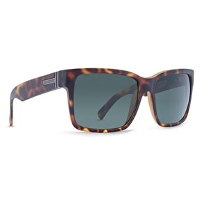Von Zipper Elmore Sunglasses - Tort Satin/Vintage Grey