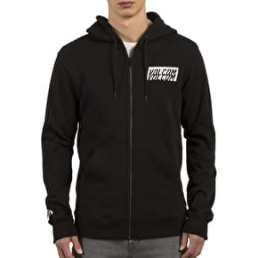 Volcom Supply Stone Zip Hoodie - Black