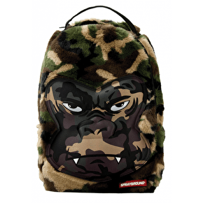 Sprayground Mini Camo Gorilla Backpack