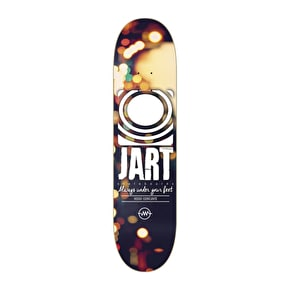 Jart Skateboard Deck - Night 8.25