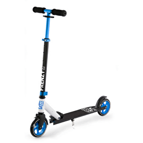 Frenzy FR145 Folding Scooter - Black