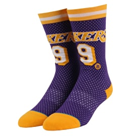 Stance NBA - Lakers 94 HWC Socks - Purple