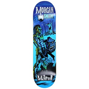 Blind Skateboard Deck - Warrior Series R7 Morgan 8.25