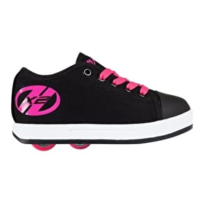 Heelys Fresh - Black/Hot Pink